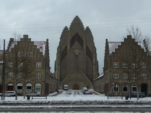 Grundtvigs Kirke, Copenhagen
